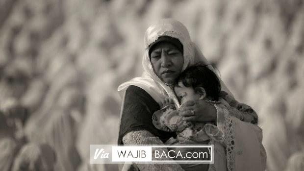 Menjadi Dewasa Tanpamu Itu Sungguh Sulit dan Bukanlah Hal yang Mudah, Ibu