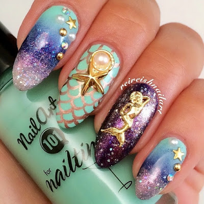 Ideas de Uñas Decoradas 2017