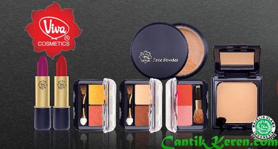 Katalog Produk Daftar Harga Make Up Viva Kosmetik Terbaru