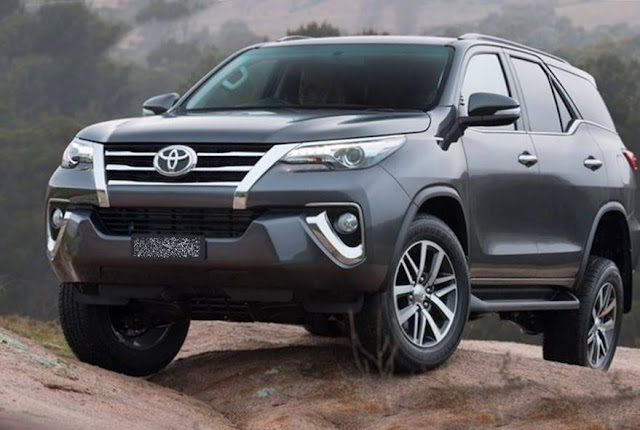 Toyota Fortuner Philippines 2018 Release Date