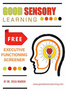 Come get a free executive functioning screener