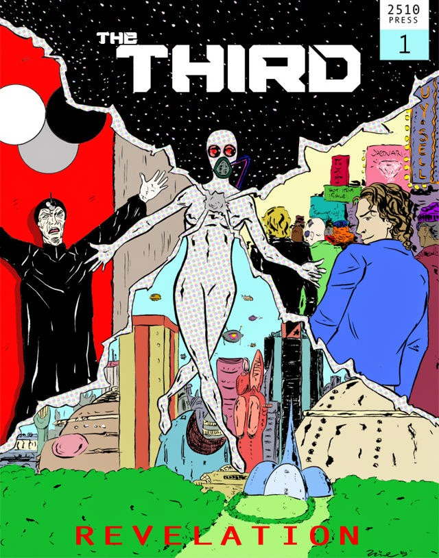 The Third - Cover