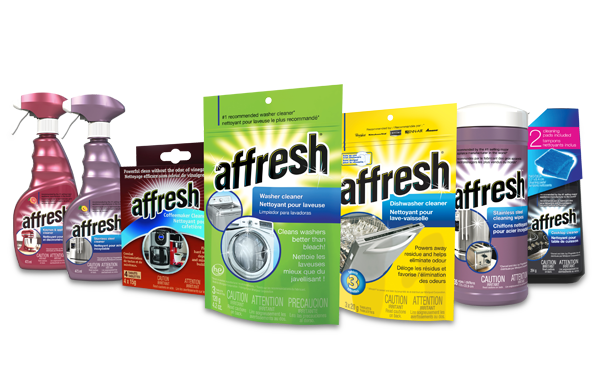 Barber and Haskill Appliance Cleaning Products