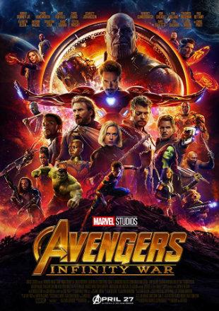 Avengers:infinity war 2018 hdts [dual-audio]