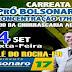 Carreata e adesivaço de Bolsonaro é nessa sexta-feira em Catolé do Rocha