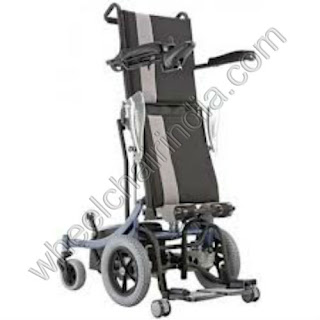 Karma Stand-Up Power Wheelchair