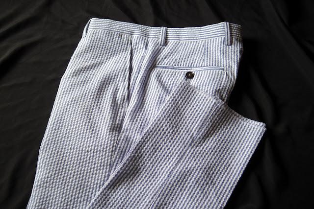 フガート ダブル スーツ パンツ