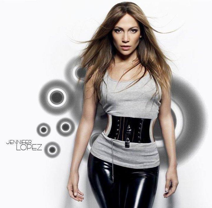 Jennifer Lopez in latex, Jennifer Lopez hot figure
