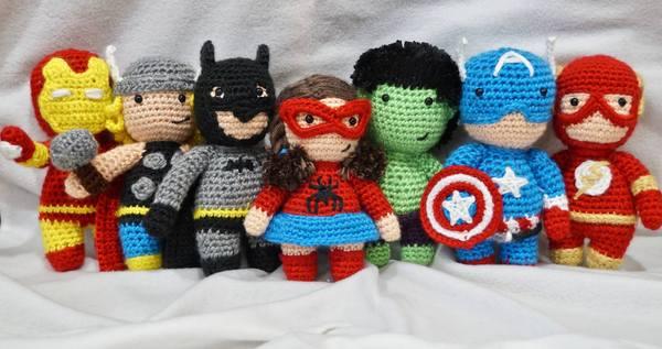 Wonder Woman Amigurumi Crochet Free Pattern (With images ...   317x600