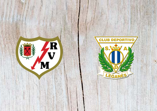 Rayo Vallecano vs Leganes - Highlights 4 February 2019