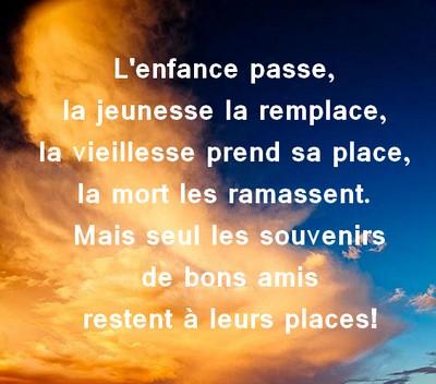 Texte Et Poème Damitié Messages Et Sms Damour