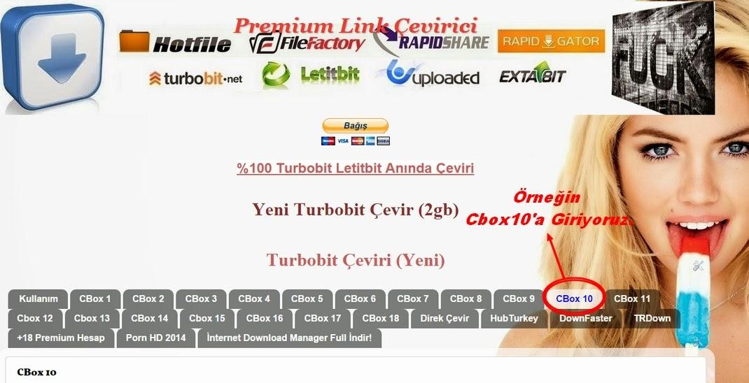 Uploaded premium link generator cbox chat