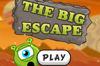 The Big Escape Puzzle Online Game
