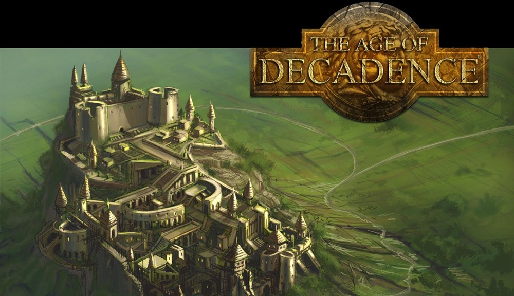 The Age of Decadence Download Poster