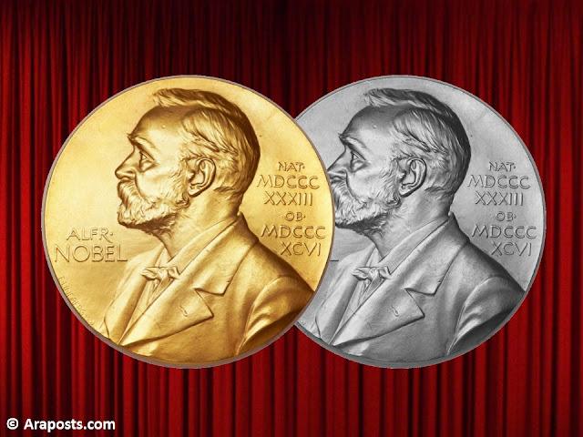 جائزة نوبل؛ الموت والسلام, جائزة نوبل