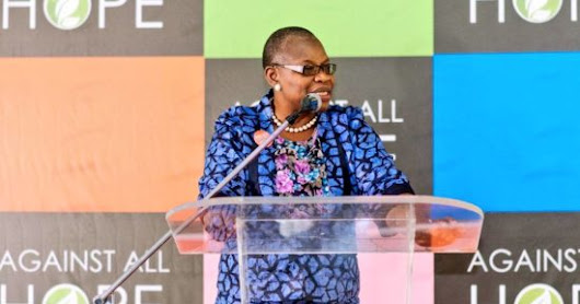 Oby Ezekwesili out of presidential race to dislodge APC and PDP