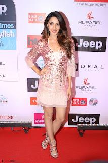 Red Carpet of Most Stylish Awards 2017 ~ Kiara Advani (3).JPG