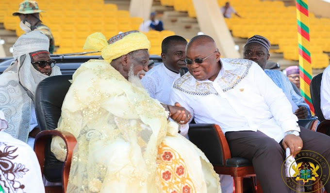 """Government Committed To The Welfare Of Muslim Communities"" – President Akufo-Addo"