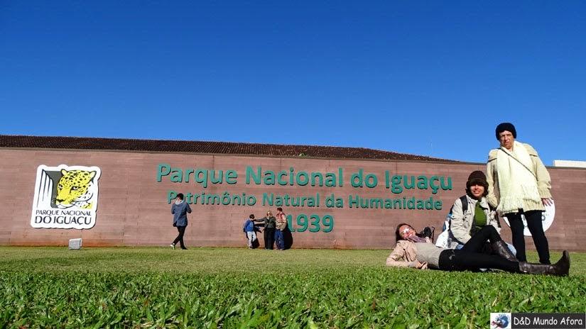 Cataratas do Iguaçu - Foz do Iguaçu - Paraná
