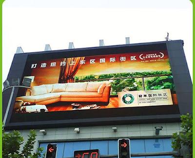 Nơi phân phối màn hình led p3 cabinet ngoài trời tại Phú Yên