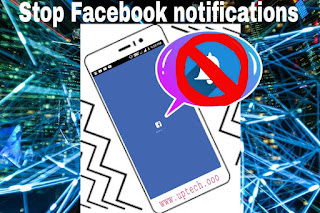 Disable facebook notifications : how to disable facebook notifications ?