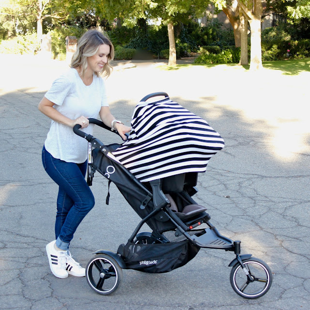Newborn Essentials Review-Stroller, Carseat & Carseat Cover