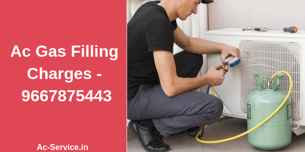 Ac Gas Filling Charges