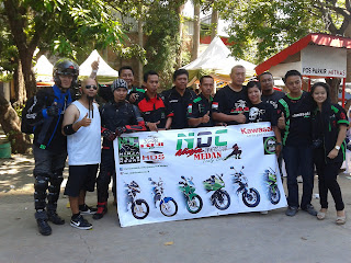 NOC MEDAN di Jamnas KNI VI, Cirebon