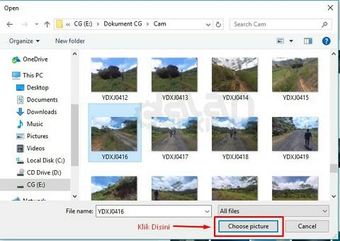 Cara Mengubah Wallpaper Windows 10 dengan Foto Sendiri