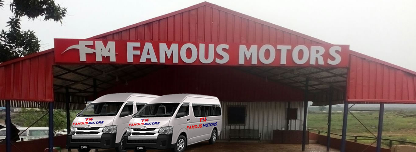 Famous Motors Transport Ltd Recruitment Portal
