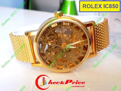 Đồng hồ nam RL IC850, đồng hồ rolex