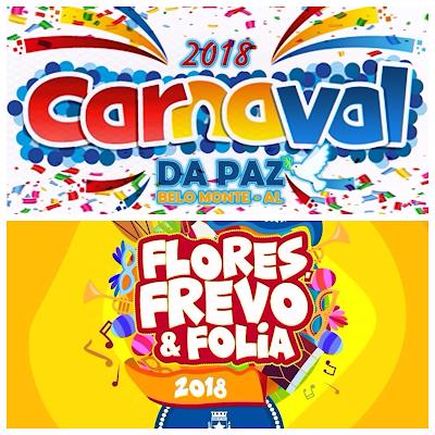 Prefeituras de  Belo Monte e Olho D'Água das Flores confirmam realização  do carnaval