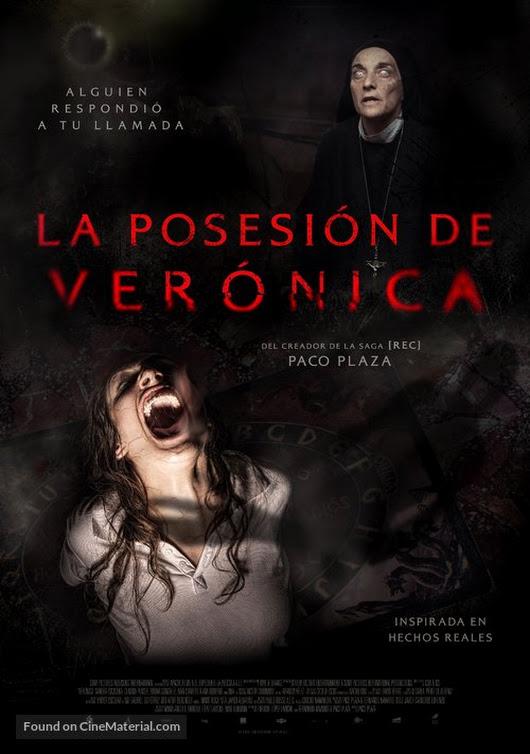 Soresport Movies: Veronica (2017) Horror Possession Ouija