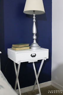 Pottery Barn Knockoff Nightstand