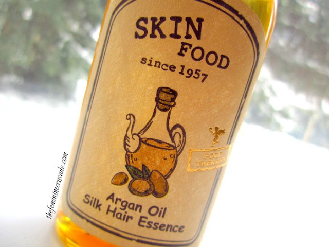 Picture of Skin Food Argan Oil Silk Hair Essence