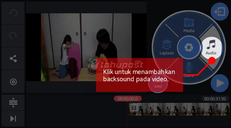 Cara Mengedit Video di KineMaster