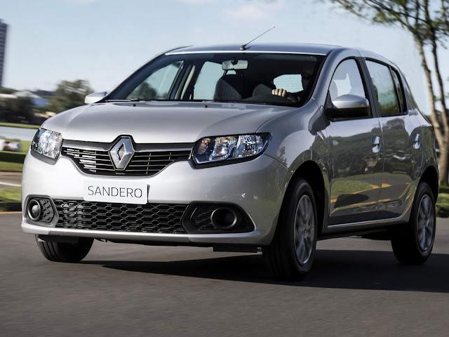 Ranking: 15 hatchs compactos mais vendidos - Abr/2018