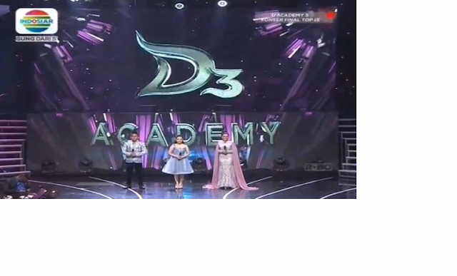 D'Academy 3