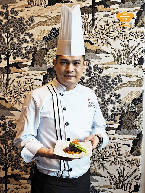 Modern Cantonese Cuisine New Menu at Summer Palace Chinese Restaurant Marriott Putrajaya Hotel Chef Dixon Lau