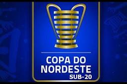Fortaleza x River-PI e Bahia x Santa Cruz disputam as semifinais da Copa do Nordeste SUB-20, na Arena Batistão