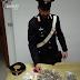 Bitonto (Ba). Arrestato 20enne dai CC. sorpreso a spacciare