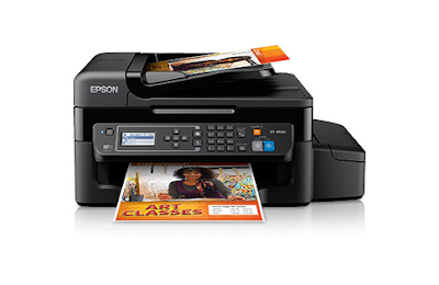 """Epson WorkForce ET-4500 EcoTank"""