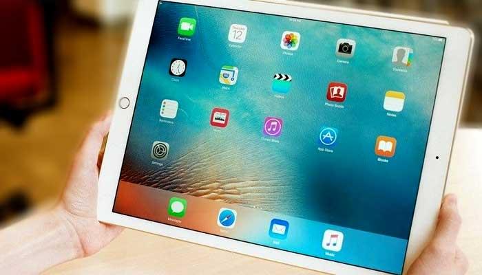 Desain iPad di tahun 2018 akan Menghadirkan Bezels Ramping dan Face ID