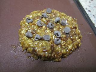 Cookies sans cuisson avant réfrigération