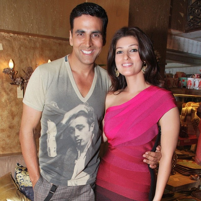 💘 akshay kumar , twinkle khanna ,, Twinkle Khanna Latest Hot Pics