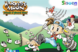Free Download Game Harvestmoon Friends of Mineral Town for PC Laptop