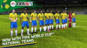 FIFA 14 v1.3.6 Mod+Apk (Data Obb) Full Version
