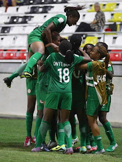 Falconets defeat Canada 3-1, set to battle Spain