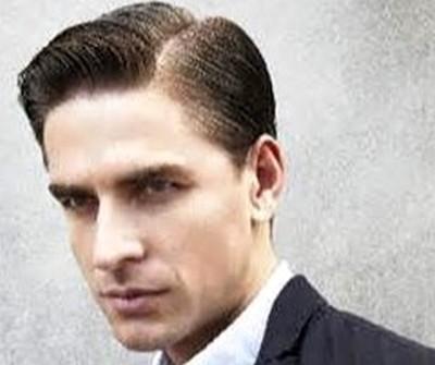 Style rambut pendek pria quiff