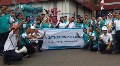 PLN Ajak Media Kompak Bangun Provinsi Lampung